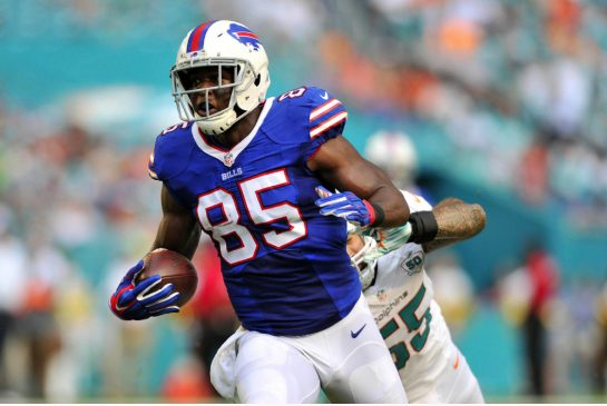 charles clay waiver wire week 4