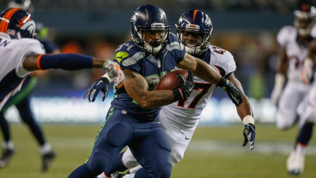 thomas rawls waiver wire pick week 4